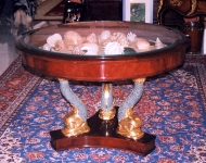 1-Shell Table