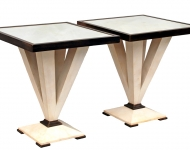 55 Vellum side tables 2